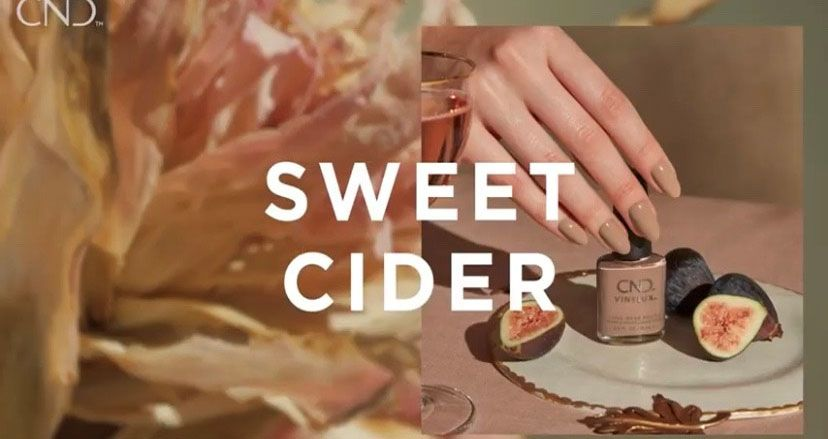 CND - Sweet Cider - Autumn Collection